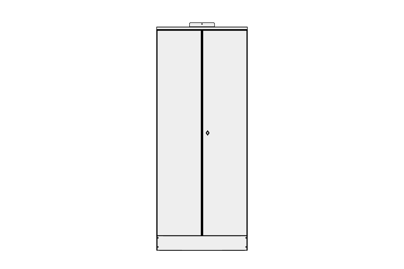 Machinery cabinet ARM-CM320R-MK2