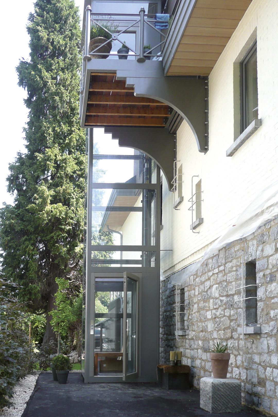 Private Villa Landen