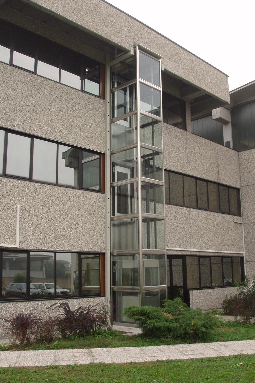 Private building Milano