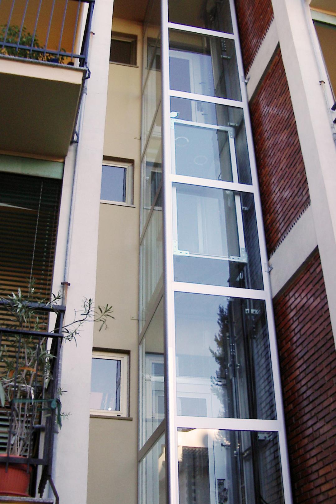 Residential building Bologna