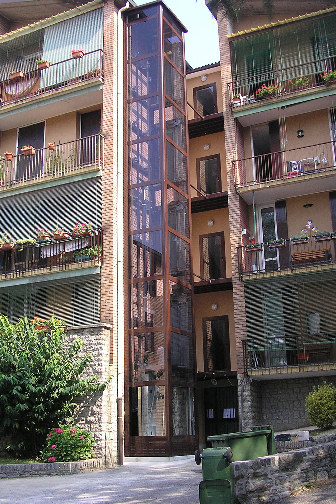 Residential building Milano