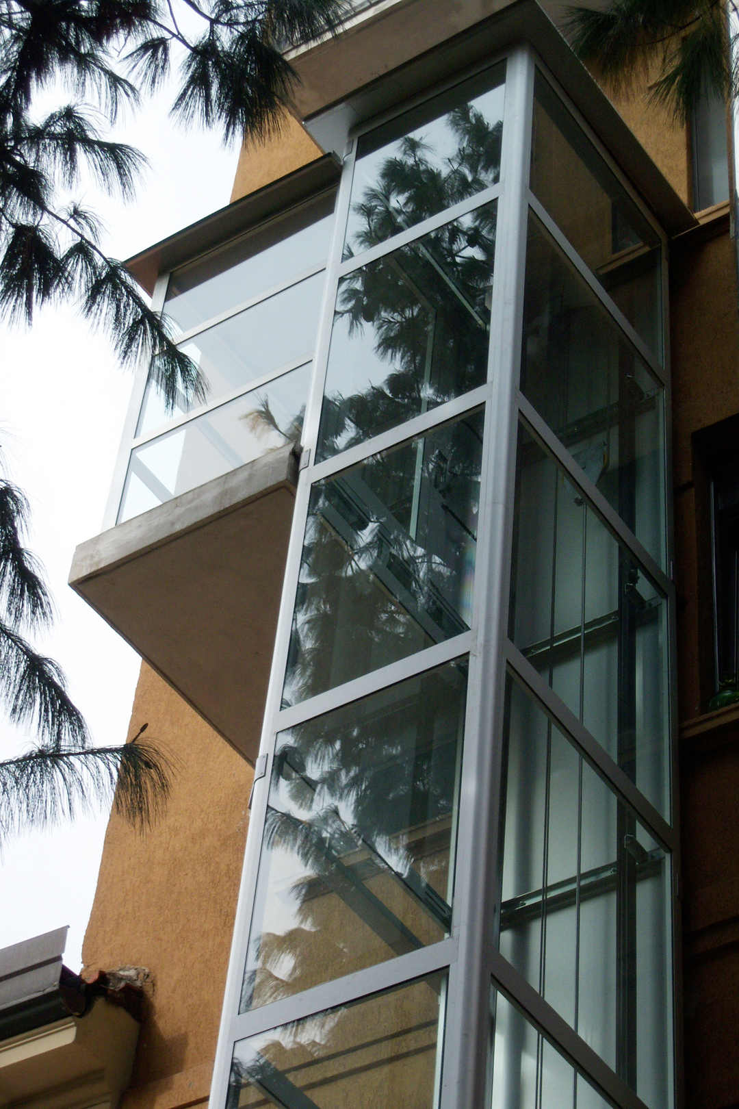 Residential building Roma