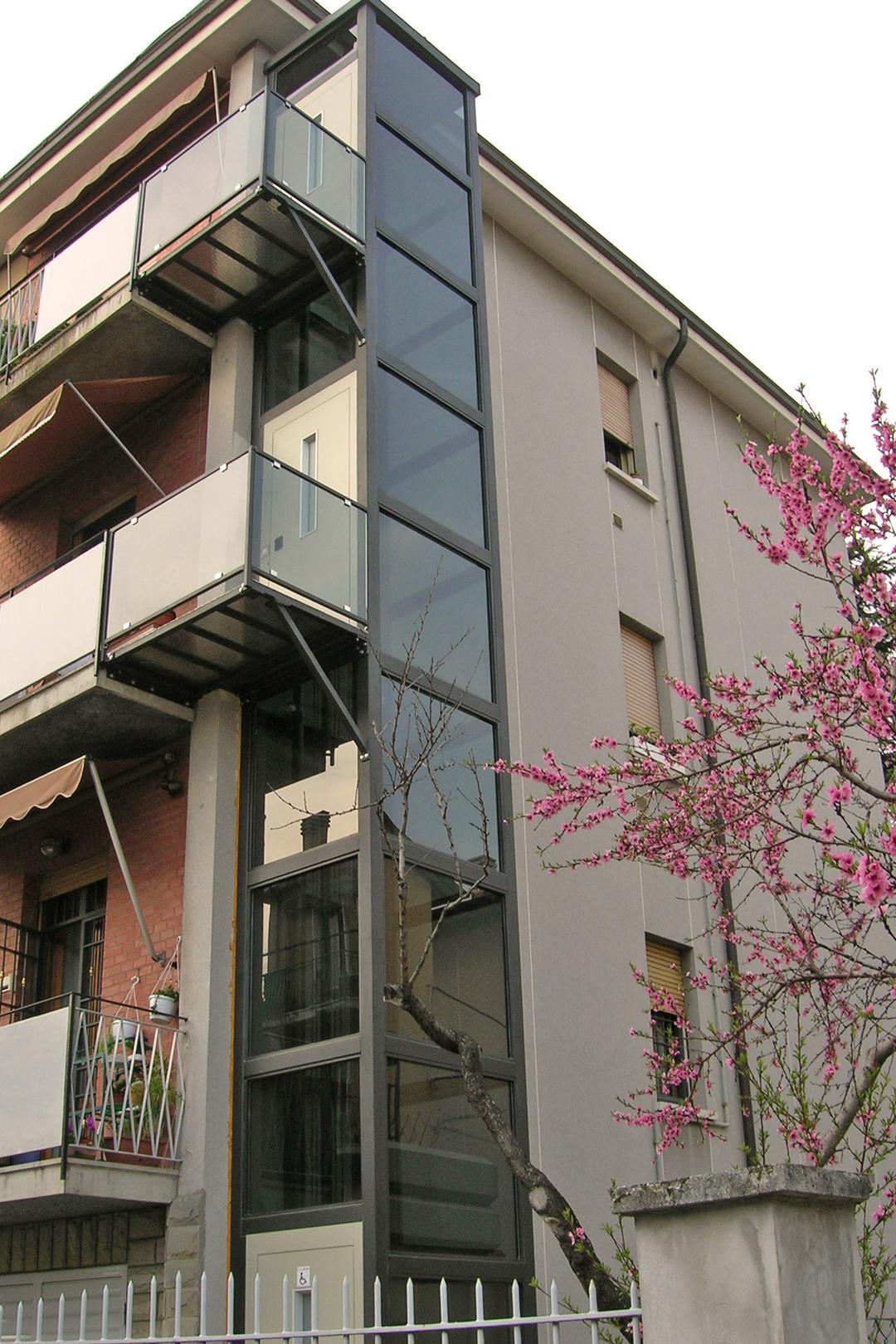 Residential building Torino