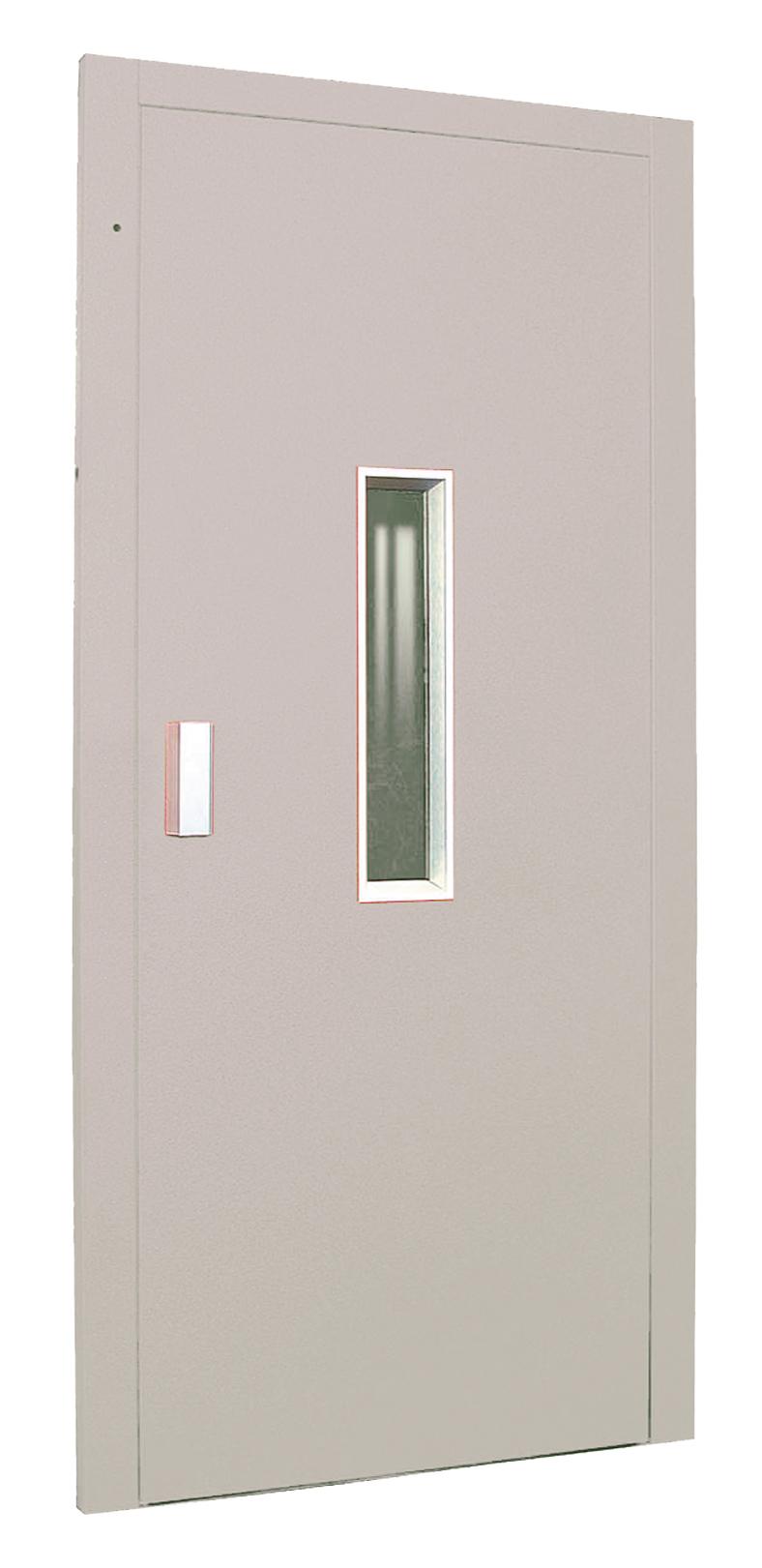 Iron door standard