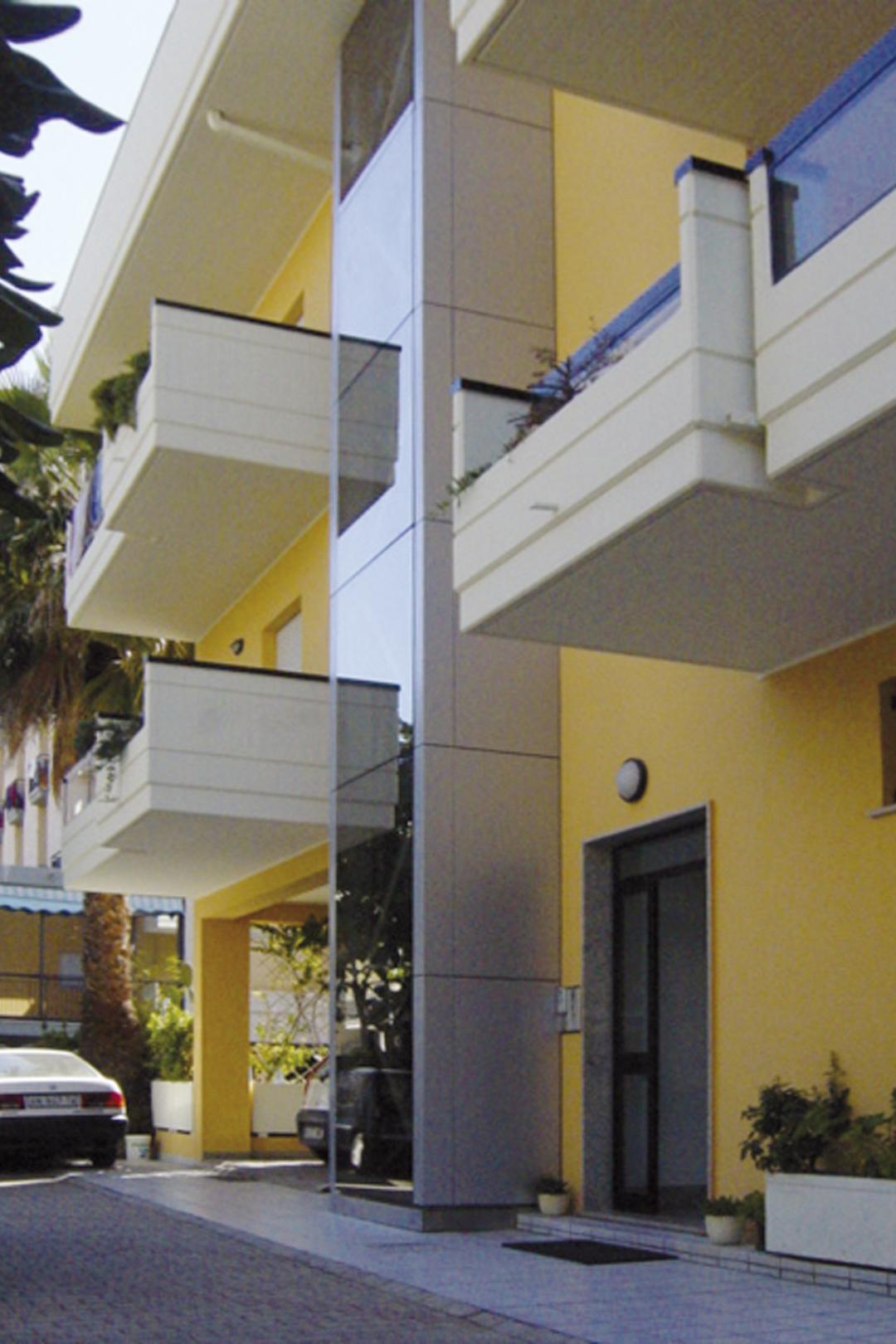 Residential building Cagliari
