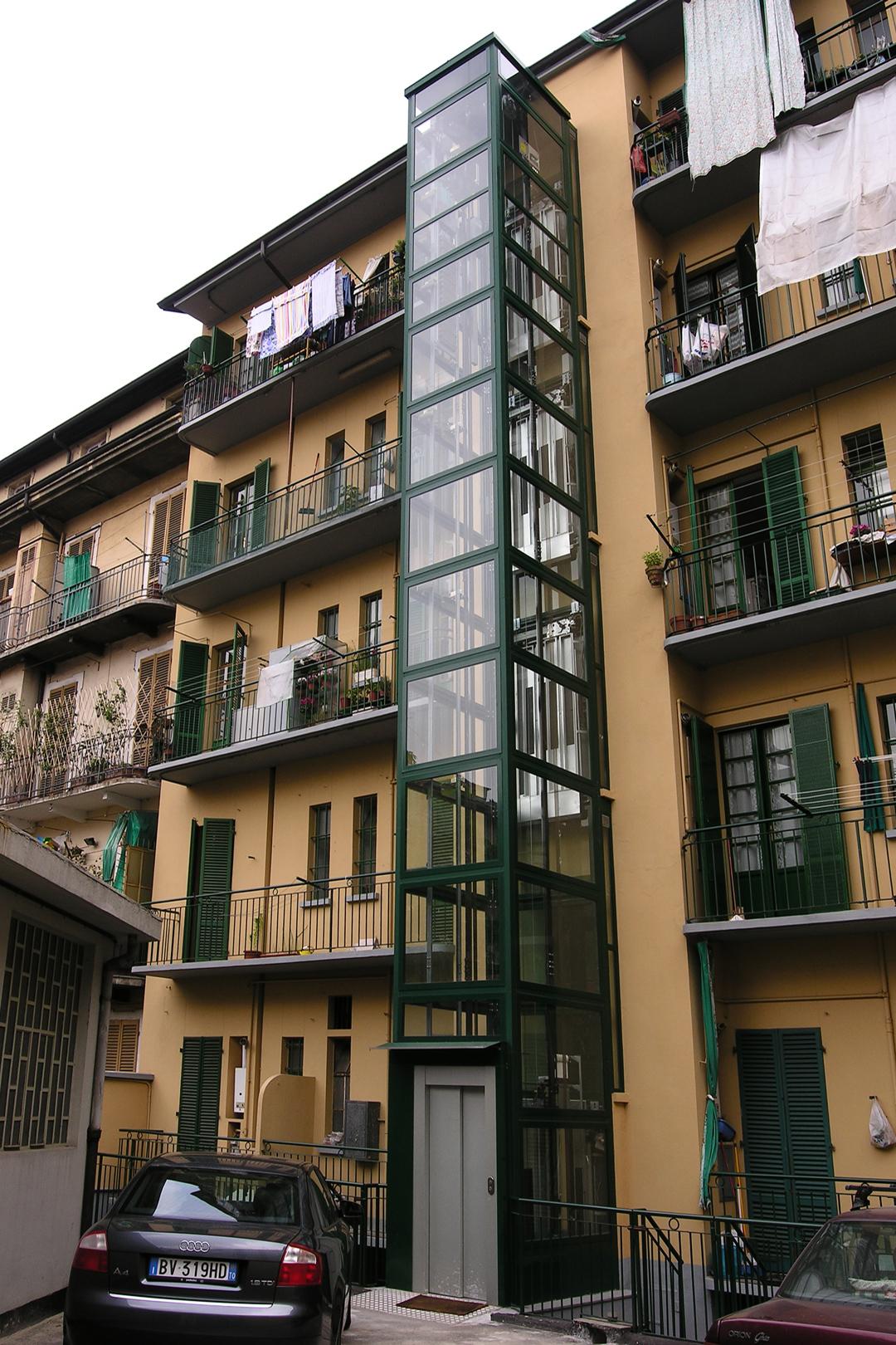 Residential building Genova