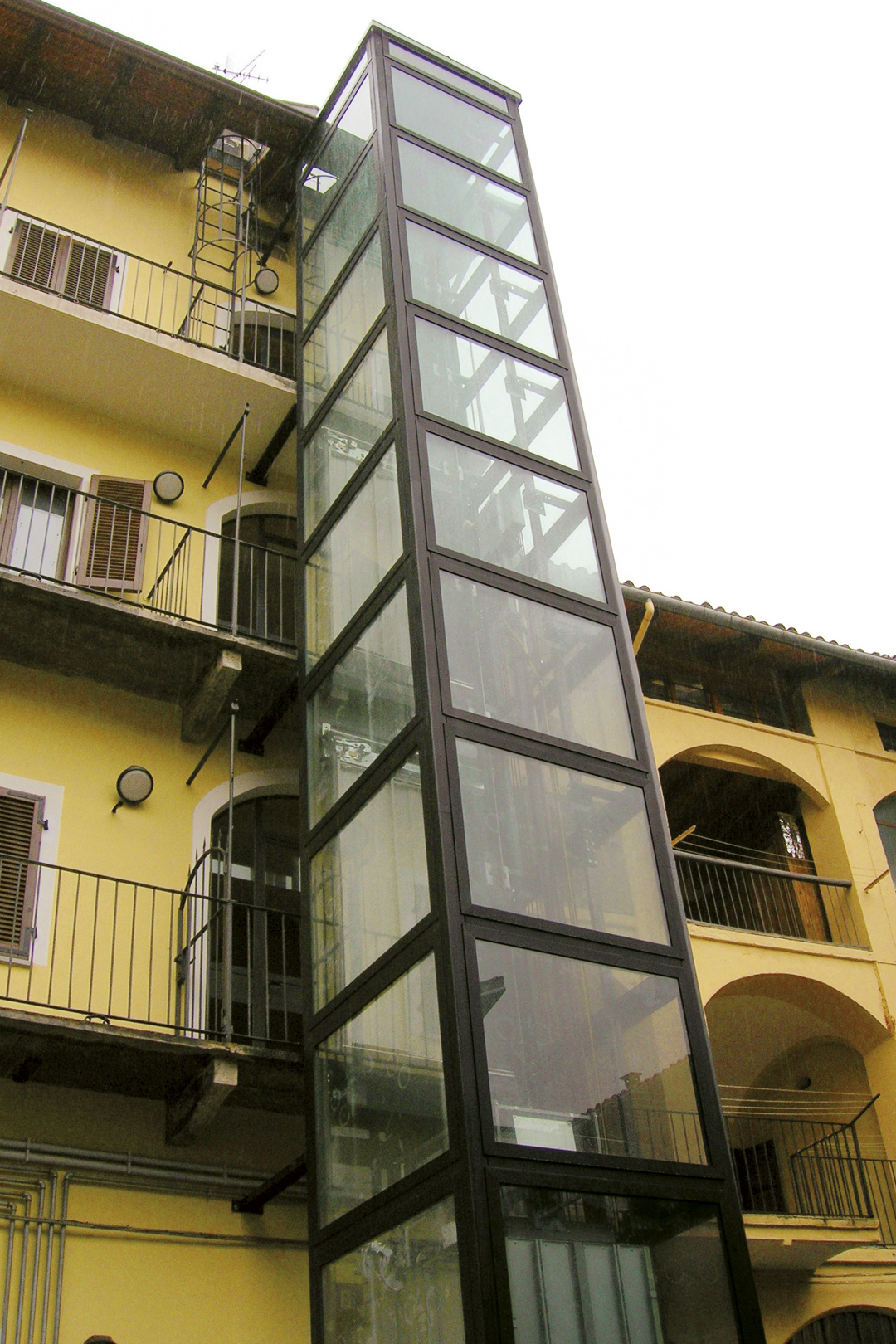 Residential building Monza