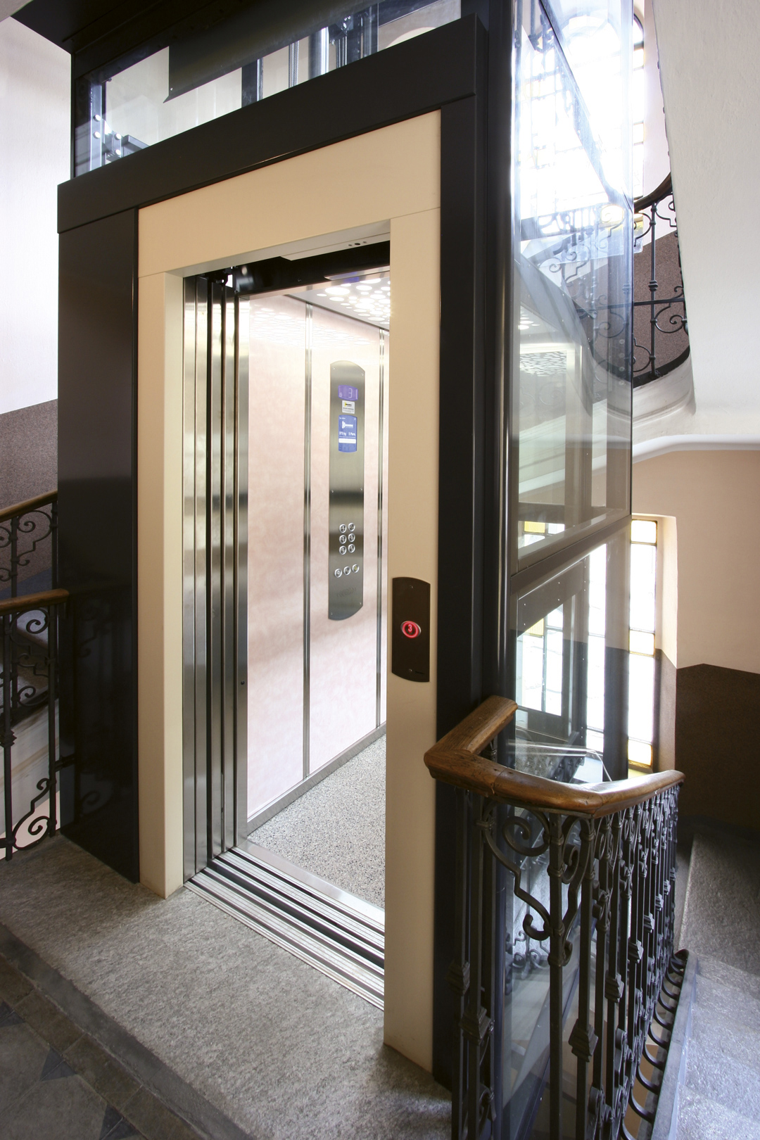 Residential building Aosta