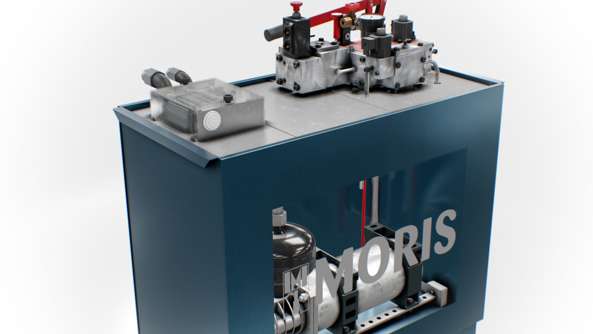 CM-MARK2 - Hydraulic unit