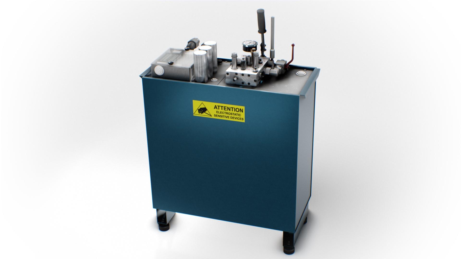 HL320-R-MARK2 - Hydraulic unit