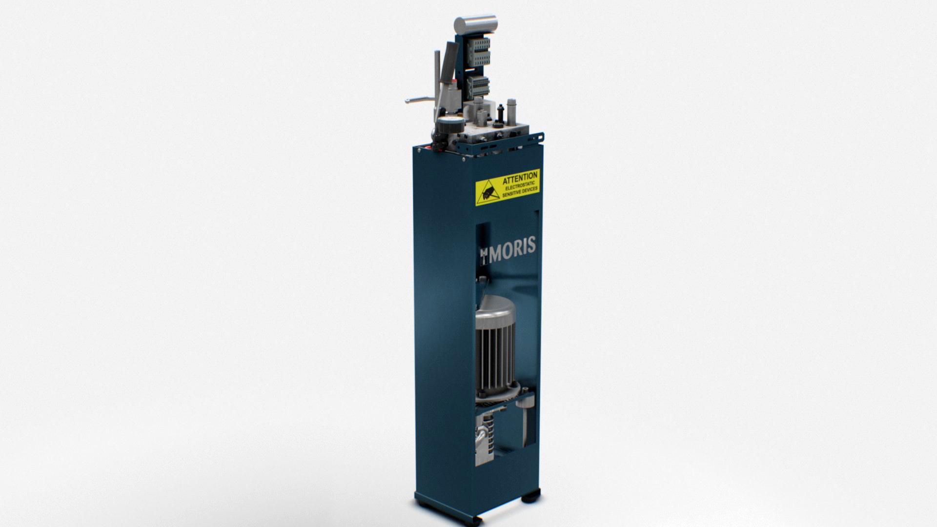 MTW - Hydraulic unit