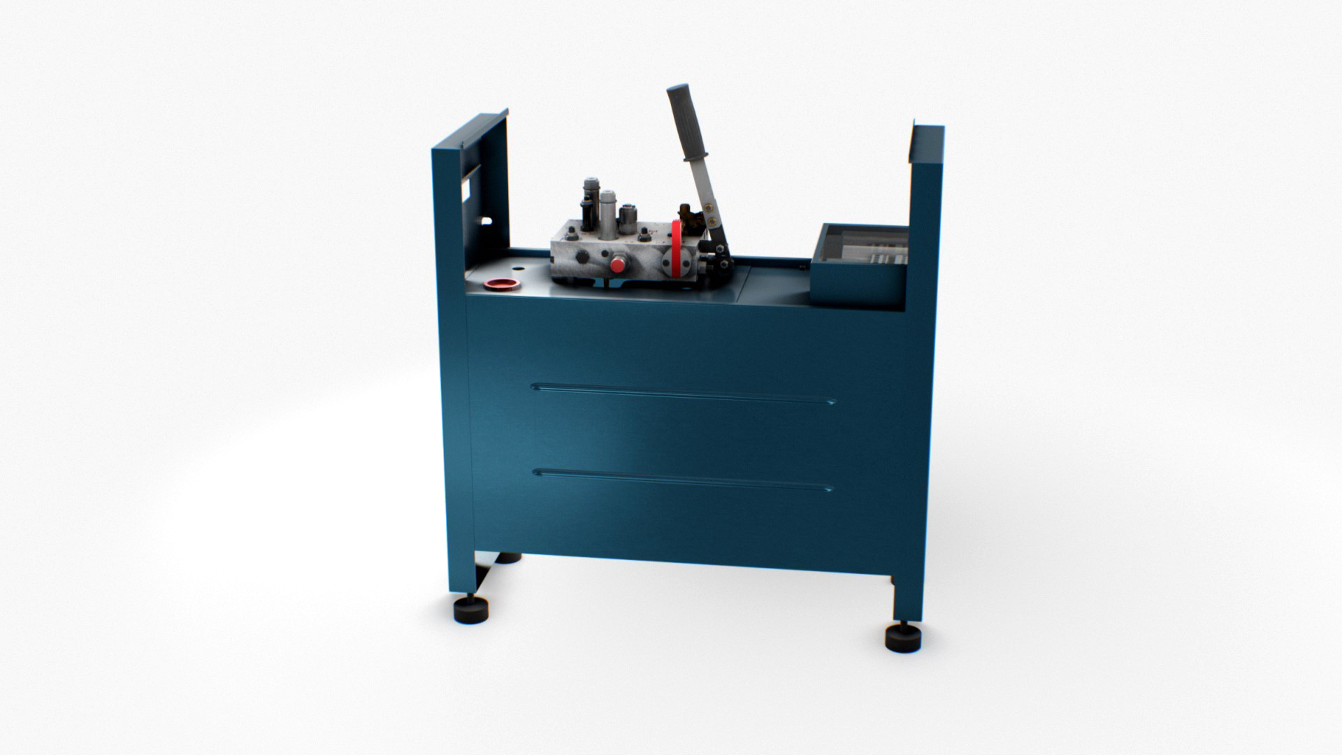 HL OIL 265 - Hydraulic unit