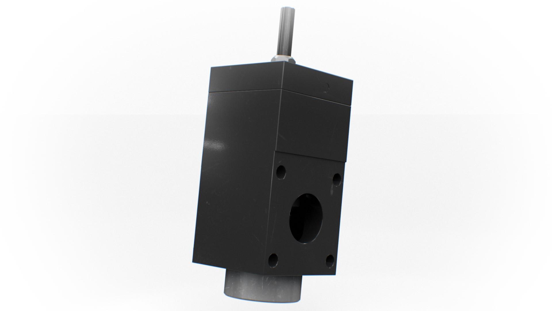 Rupture valve 1.5