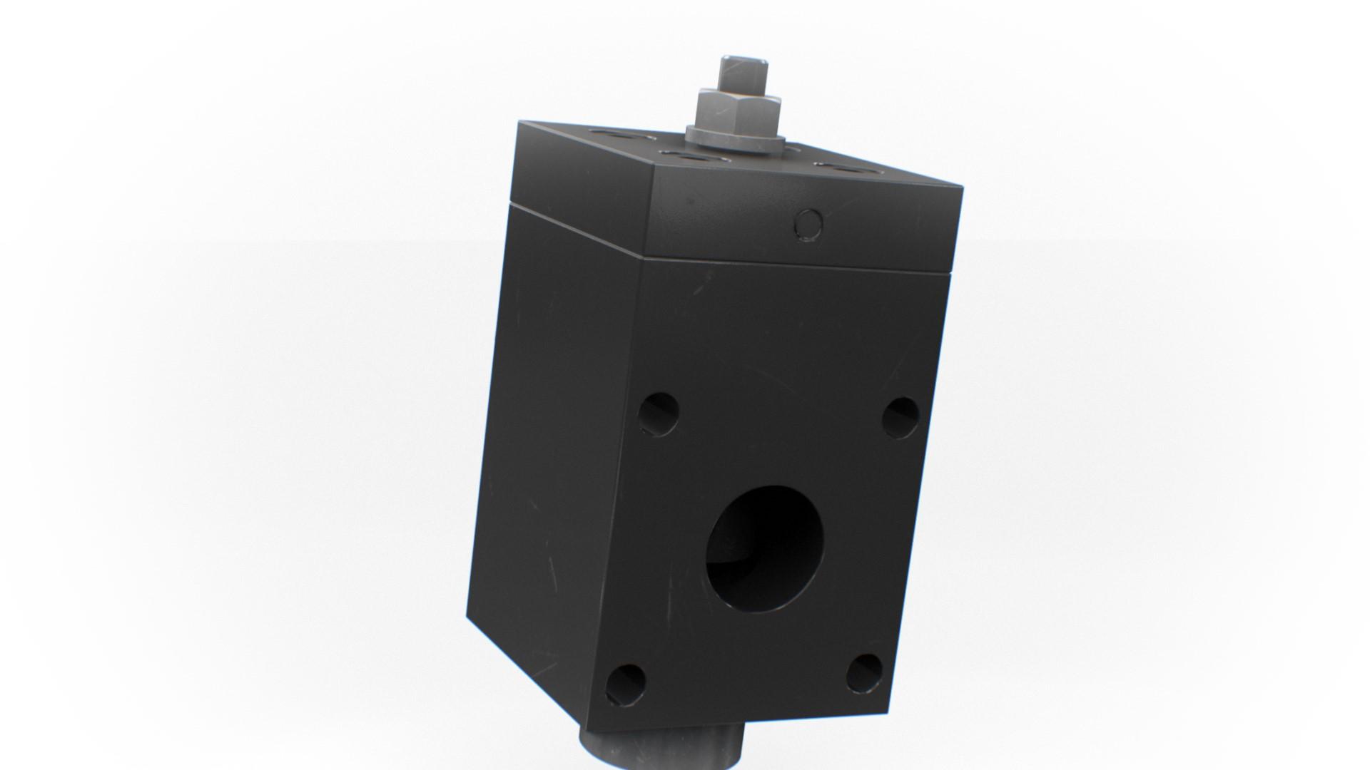 Rupture valve 1.0